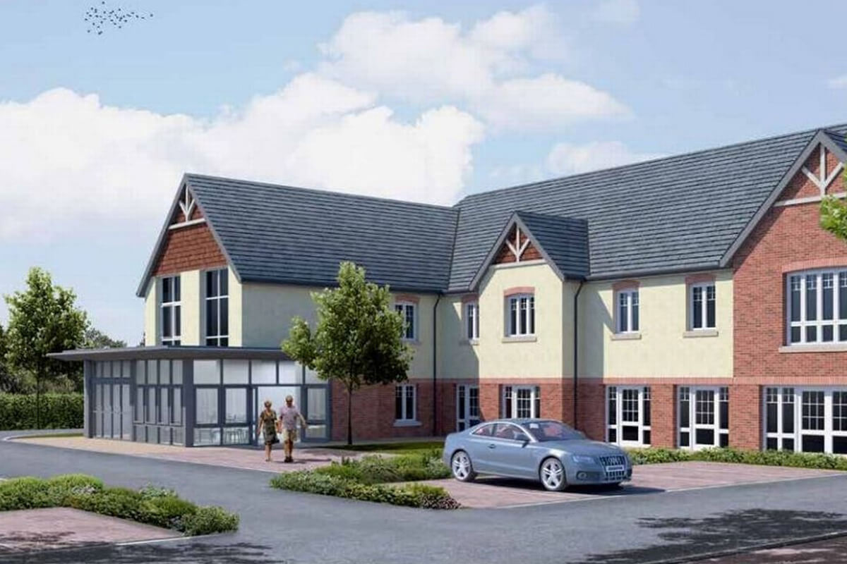 Barchester Care Home, Wells