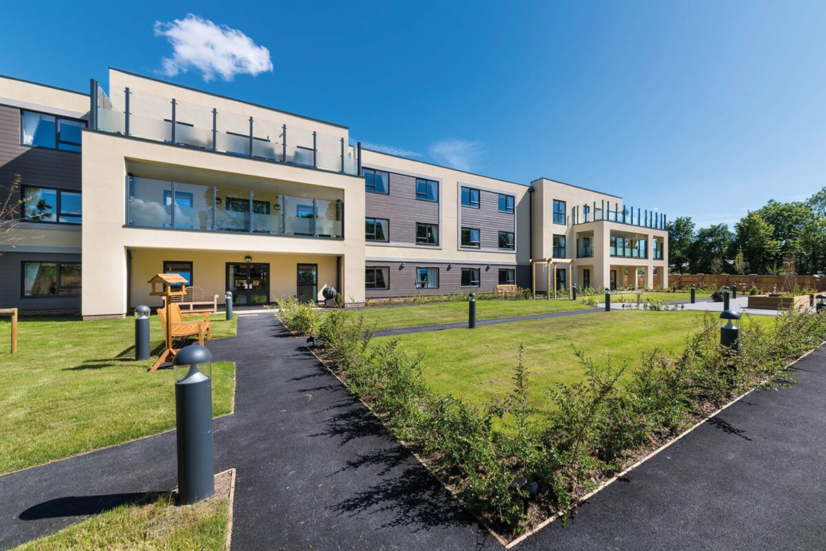 Speedwell Court Assisted Living, Southampton
