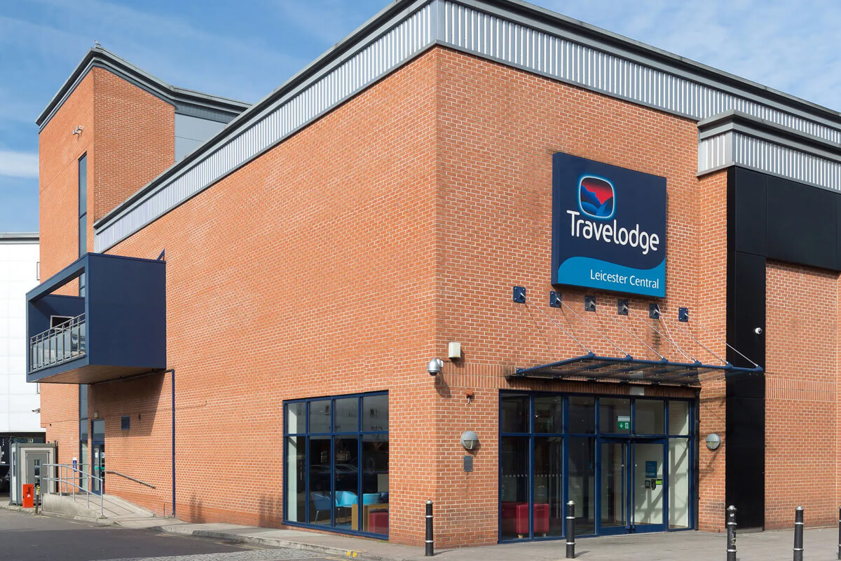Travelodge, Leicester